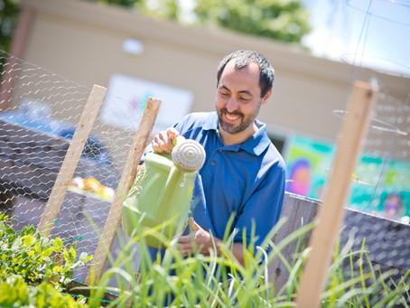 Doug's Story: From Passer-by to Community Gardener
