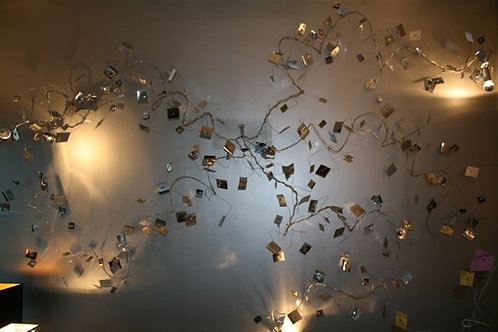 Lampe RAMPANTE papier