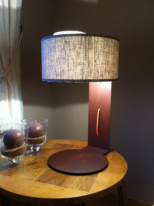 Lampe TOL marron