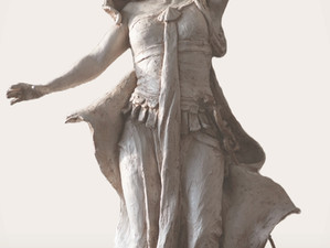 Sculptor's Muse: Why does one want Art?