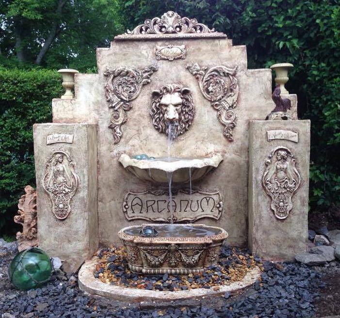 Lion Arcanum Fountain