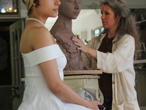 Sculptor's Muse:  Hats off to my models