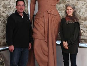 Sculptor's Muse: Bronze Casting pt 1