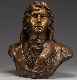 Tracy H Sugg Sculptor Tadeusz Kosciuszko