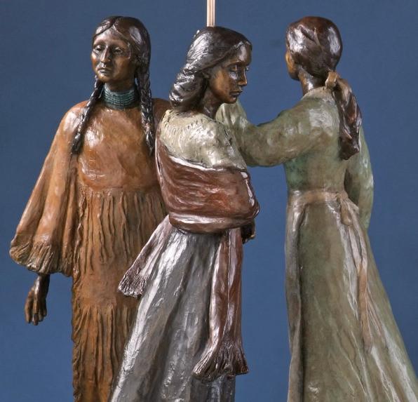 Tres-Amigas-Tracy-H-Sugg-Sculptor-1.jpg