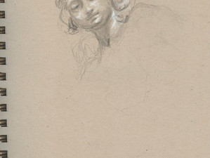 Sculptor's Sketches - Bernini exhibit at the Kimbell Art Museum