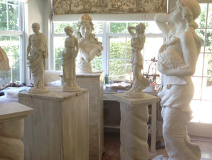 Sculptor's Muse: The Art Collector