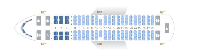 Flight Seatmap