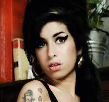 Amy Winehouse: back to life...