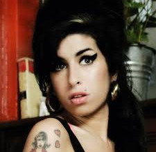 Amy Winehouse: back to life...