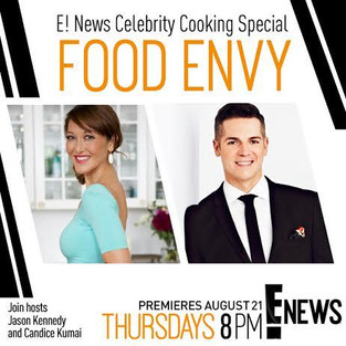 Newest E! Special Dishes Out Mouth Watering Celebrity Recipes