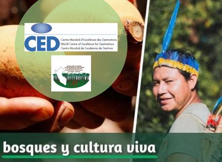 CED y ANECAP Perú, firman acuerdo para el desarrollo del turismo indígena y conservación en Perú