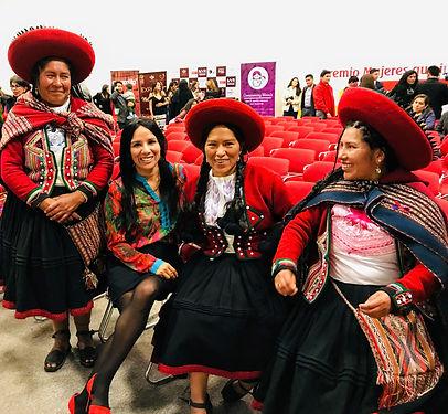 Mujeres en la Cultura Viva