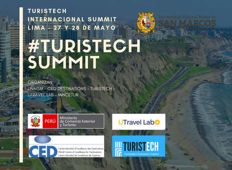 Turistech Internacional Summit Lima