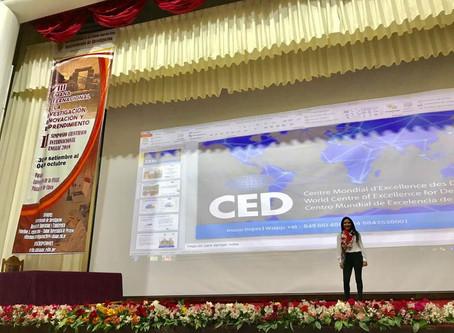Reunión de Expertos en Turismo y las ODS (Objetivos de Desarrollo Sostenible). Agenda 2030