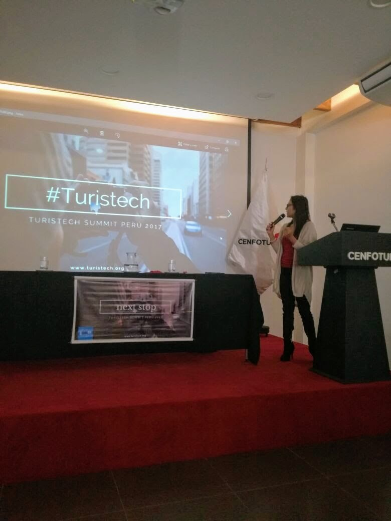 Turistech Summit Perú 2017