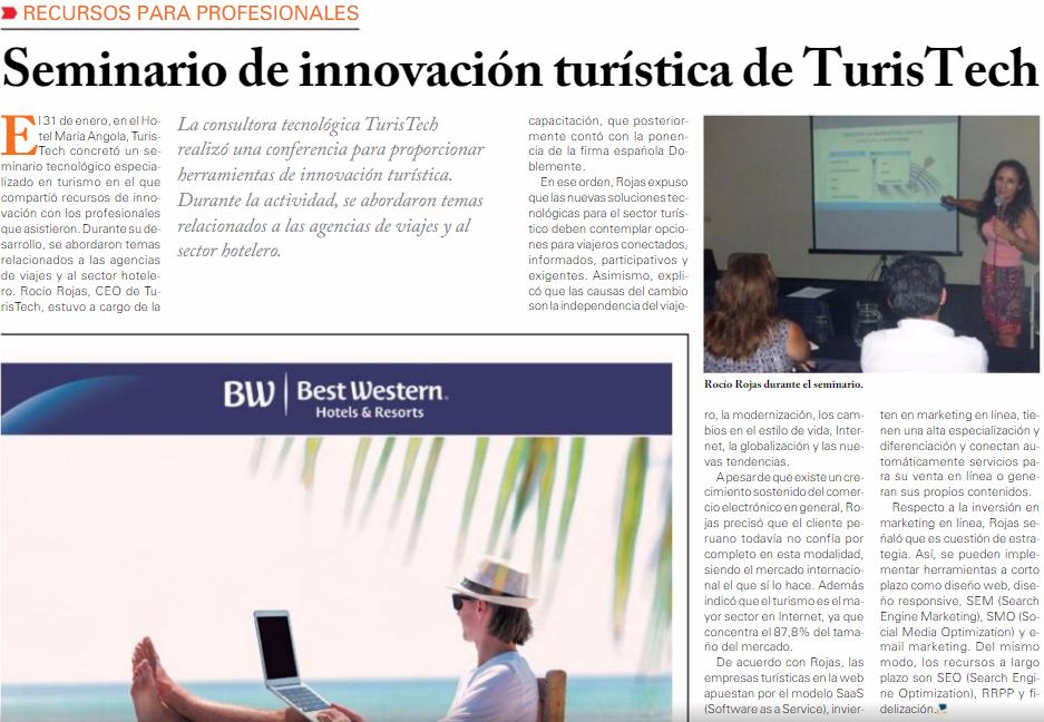 Nota de Prensa - Ladevi Perú