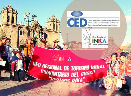 CED y REDTURC INKA, firman acuerdo para avanzar en el desarrollo del turismo indígena en Perú