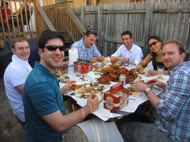 Crab feast 2011