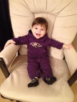 Marc in purple