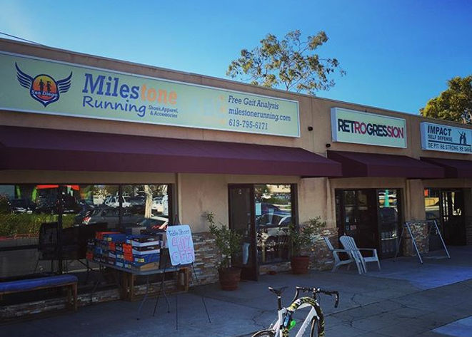 Our own little fitness hub in #NorthPark