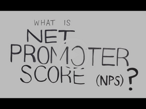 This video explains what Net Promoter Score is and why it should be important to your business.