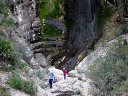 Escaletes del Moros. Vall de Laguar.