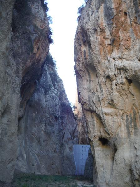 Pantano de Isberg seco, aguasarriba