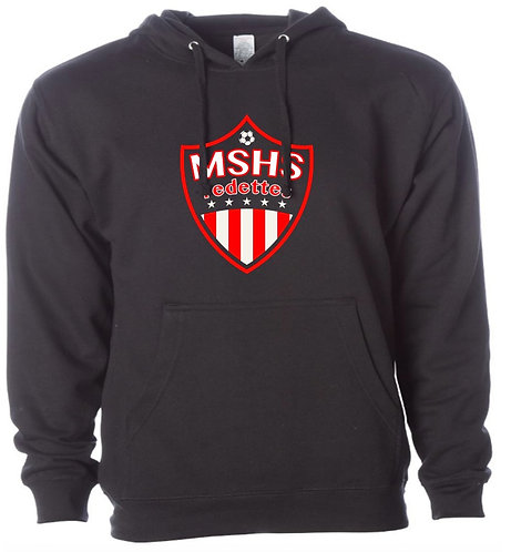 Redettes Soccer Shield Hoodie