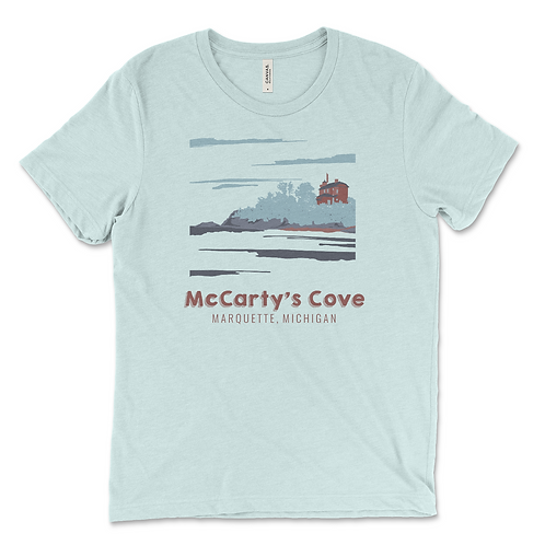 McCarty's Cove - Unisex T-Shirt