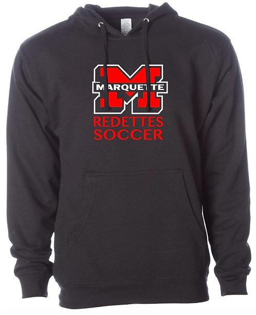 Redettes Soccer Block M Hoodie