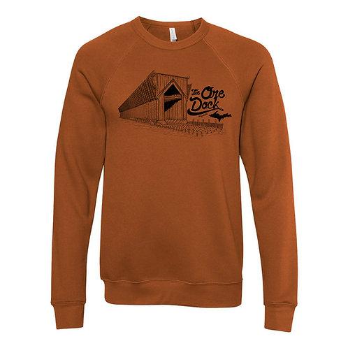 Marquette Ore Dock Crewneck Sweatshirt