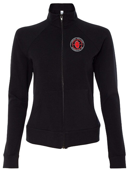 Cardiac Unit Ladies Zip