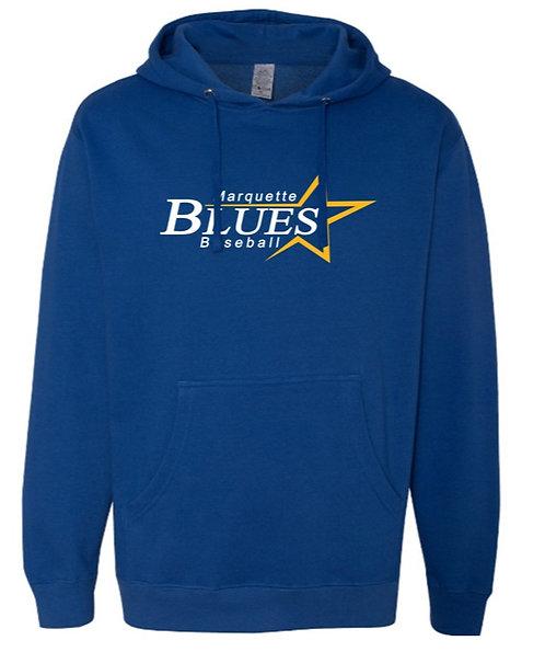 MQT Blues Hoodie