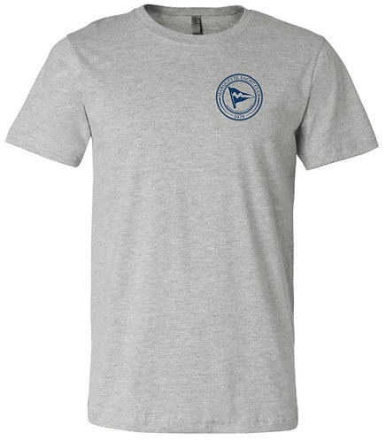 MYC Circle Front Left Chest Tee
