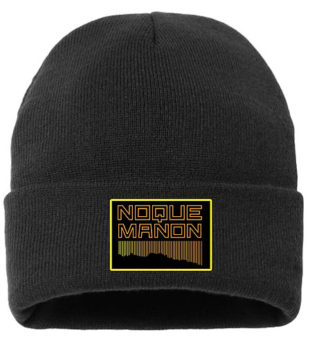 Noque Ski Marathon Patch Beanie