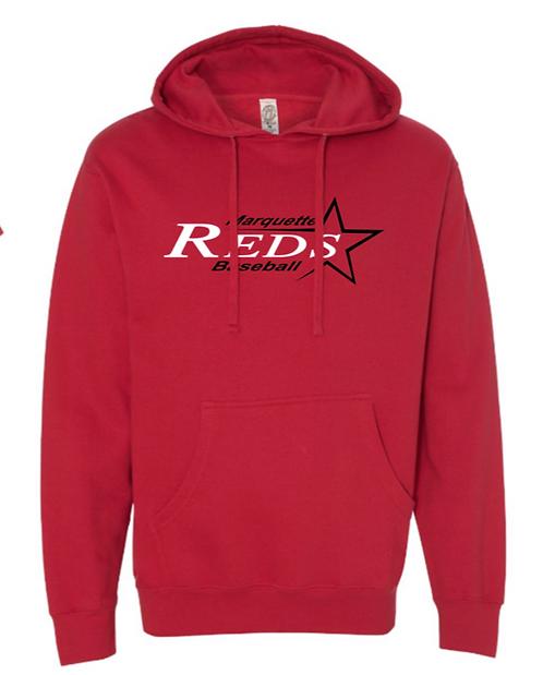 MQT Reds Hoodie