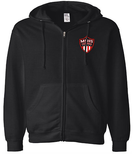 Redettes Soccer Shield Zip Up