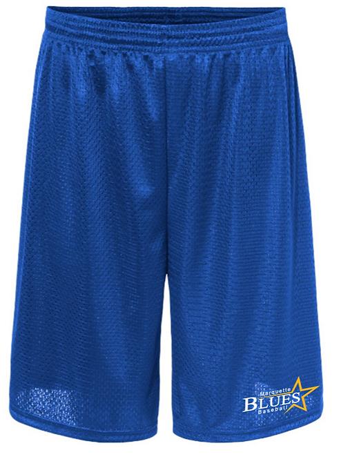 MQT Blues Shorts