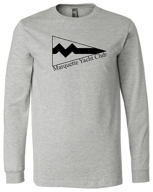 MYC Flag Chest Long Sleeve