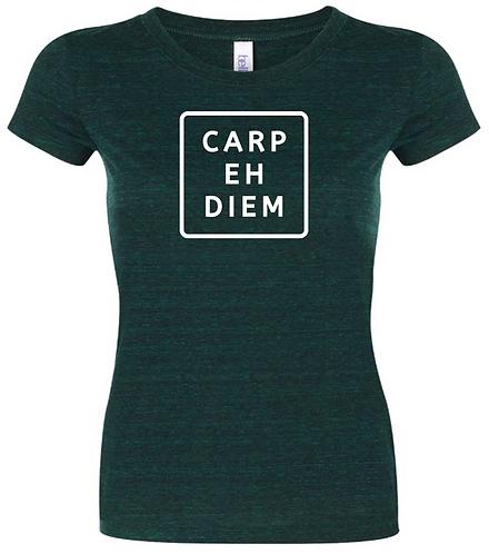 Carp Eh Diem Women's Tee