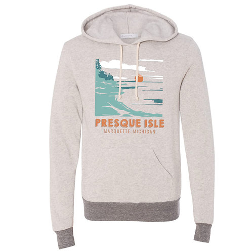 Presque Isle - Marquette City Hoodie