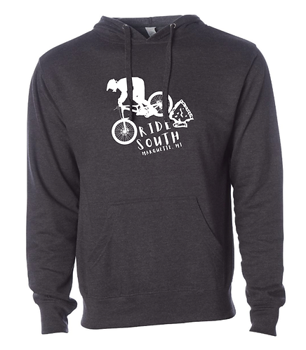 NTN Ride South Unisex Hoodie