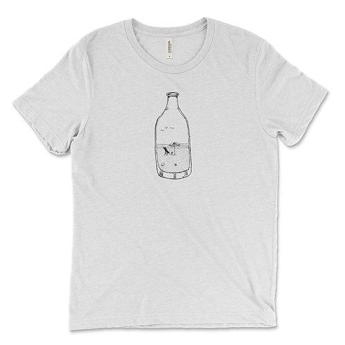Beach Bottle - Unisex T-Shirt