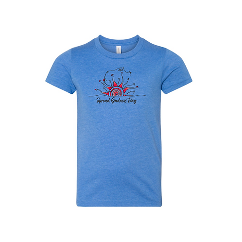 Spread Goodness Day Youth Unisex Tee