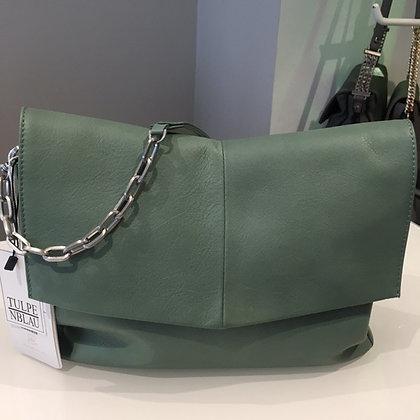 Gretchen Aurical Shoulder Bag eucalytpus green