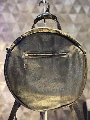 Undici Dieci Backpack round nero