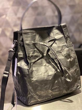 Duren Bag black Beutel mit Zugband