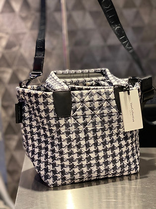 Vee Tote Small houndstooth