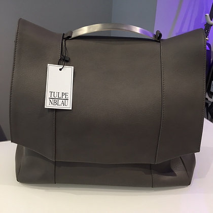 Gretchen Aurical Tote stone grey